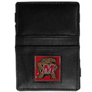 Siskiyou Buckle CJL64 Maryland Terrapins Leather Jacob's Ladder Wallet