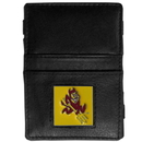 Siskiyou Buckle CJL68 Arizona St. Sun Devils Leather Jacob's Ladder Wallet