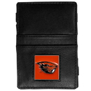 Siskiyou Buckle CJL72 Oregon St. Beavers Leather Jacob's Ladder Wallet