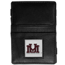 Siskiyou Buckle CJL75 Montana Grizzlies Leather Jacob's Ladder Wallet