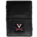 Siskiyou Buckle CJL78 Virginia Cavaliers Leather Jacob's Ladder Wallet