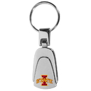 Siskiyou Buckle Iowa St. Cyclones Steel Teardop Key Chain, CKP83