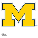 Siskiyou Buckle CLAM36 Michigan Wolverines 8 inch Logo Magnets