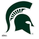 Siskiyou Buckle CLAM41 Michigan St. Spartans 8 inch Logo Magnets