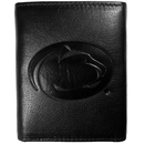 Siskiyou Buckle CLET27 Penn St. Nittany Lions Embossed Leather Tri-fold Wallet