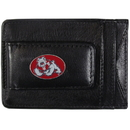 Siskiyou Buckle CLMC100 Fresno St. Bulldogs Leather Cash & Cardholder