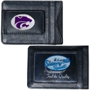 Siskiyou Buckle CLMC15 Kansas St. Wildcats Leather Cash & Cardholder