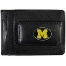 Siskiyou Buckle CLMC36 Michigan Wolverines Leather Cash & Cardholder