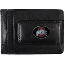 Siskiyou Buckle CLMC38 Ohio St. Buckeyes Leather Cash & Cardholder