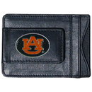 Siskiyou Buckle CLMC42 Auburn Tigers Leather Cash & Cardholder