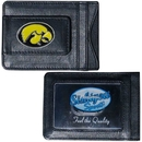 Siskiyou Buckle CLMC52 Iowa Hawkeyes Leather Cash & Cardholder