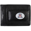 Siskiyou Buckle CLMC54 Arizona Wildcats Leather Cash & Cardholder