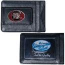 Siskiyou Buckle CLMC63 S. Carolina Gamecocks Leather Cash & Cardholder