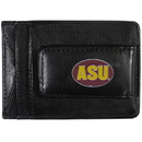 Siskiyou Buckle CLMC68 Arizona St. Sun Devils Leather Cash & Cardholder