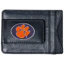 Siskiyou Buckle CLMC69 Clemson Tigers Leather Cash & Cardholder