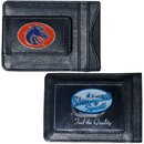 Siskiyou Buckle CLMC73 Boise St. Broncos Leather Cash & Cardholder
