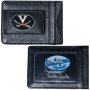 Siskiyou Buckle CLMC78 Virginia Cavaliers Leather Cash & Cardholder