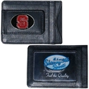 Siskiyou Buckle CLMC79 N. Carolina St. Wolfpack Leather Cash & Cardholder