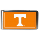 Siskiyou Buckle CLMP25 Tennessee Volunteers Steel Logo Money Clips