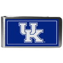 Siskiyou Buckle CLMP35 Kentucky Wildcats Steel Logo Money Clips