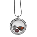 Siskiyou Buckle Oregon St. Beavers Locket Necklace, CLOC72