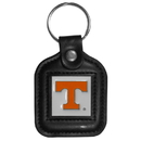 Siskiyou Buckle CLS25 Tennessee Volunteers Square Leather Key Chain