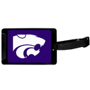 Siskiyou Buckle Kansas St. Wildcats Luggage Tag, CLTS15