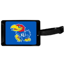 Siskiyou Buckle Kansas Jayhawks Luggage Tag, CLTS21