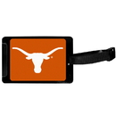 Siskiyou Buckle Texas Longhorns Luggage Tag, CLTS22