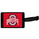 Siskiyou Buckle Ohio St. Buckeyes Luggage Tag, CLTS38