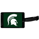 Siskiyou Buckle Michigan St. Spartans Luggage Tag, CLTS41