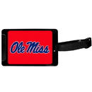 Siskiyou Buckle Mississippi Rebels Luggage Tag, CLTS59