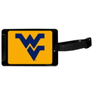 Siskiyou Buckle W. Virginia Mountaineers Luggage Tag, CLTS60