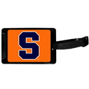 Siskiyou Buckle Syracuse Orange Luggage Tag, CLTS62