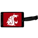 Siskiyou Buckle Washington St. Cougars Luggage Tag, CLTS71