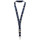 Siskiyou Buckle CLY103 Memphis Tigers Lanyard