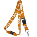 Siskiyou Buckle CLY25 Tennessee Volunteers Lanyard