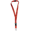 Siskiyou Buckle CLY30 Texas Tech Raiders Lanyard