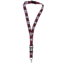 Siskiyou Buckle CLY45 Mississippi St. Bulldogs Lanyard