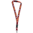 Siskiyou Buckle CLY61 Virginia Tech Hokies Lanyard