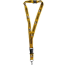 Siskiyou Buckle CLY67 Missouri Tigers Lanyard