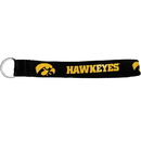 Siskiyou Buckle Iowa Hawkeyes Lanyard Key Chain, CLYK52