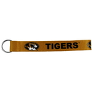 Siskiyou Buckle Missouri Tigers Lanyard Key Chain, CLYK67