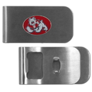 Siskiyou Buckle CMC100BO Fresno St. Bulldogs Bottle Opener Money Clip