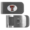 Siskiyou Buckle CMC30BO Texas Tech Raiders Bottle Opener Money Clip