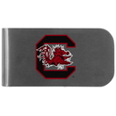 Siskiyou Buckle S. Carolina Gamecocks Logo Bottle Opener Money Clip, CMC63BP