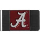 Siskiyou Buckle CMCL13 Alabama Crimson Tide Steel Money Clip