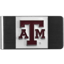 Siskiyou Buckle CMCL26 Texas A & M Aggies Steel Money Clip