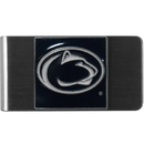 Siskiyou Buckle CMCL27 Penn St. Nittany Lions Steel Money Clip