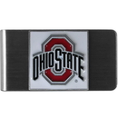 Siskiyou Buckle CMCL38 Ohio St. Buckeyes Steel Money Clip